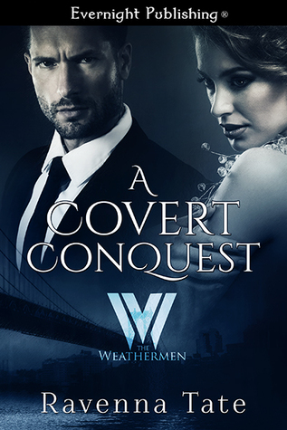 Review:  A Covert Conquest by Ravenna Tate