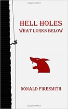 Book Cover for Hell Holes: What lurks below