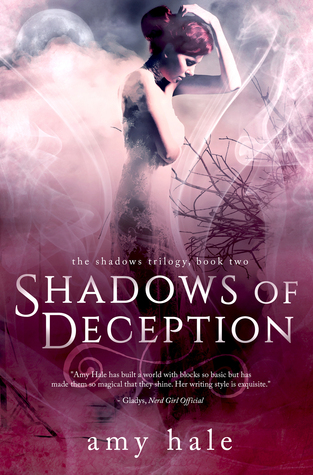 Shadows of Deception (The Shadows Trilogy #2)