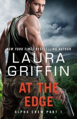 Review: AT THE EDGE by laura Griffin