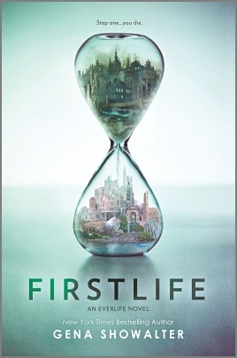 Giveaway (AUS) & Review: Firstlife by Gena Showalter – Multiple Lives, Different Ways