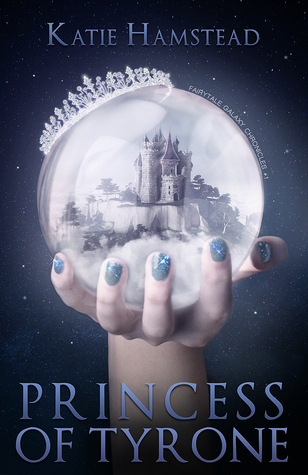 Princess of Tyrone by Katie Hamstead | books, reading, book covers