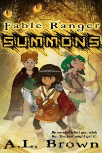 Summons (Fable Ranger, #1)