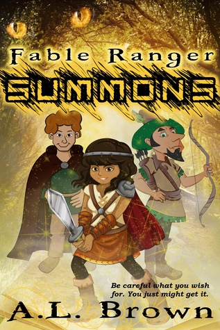 Summons by A.L. Brown (Fable Ranger, #1)