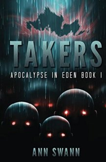Takers (Apocalypse in Eden #1)