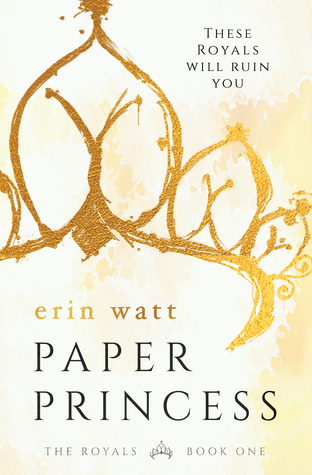 Review+ Author Q&A: Paper Princess (Royals #1) by Erin Watt