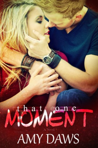 iBOOKS EARLY RELEASE:  That One Moment by Amy Daws
