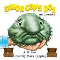 Book Cover for Simon Cup's Box by A.B. Syed