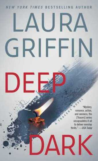Deep Dark (Tracers, #10) book cover- for Deep Dark Review on Sci-Fi & Scary