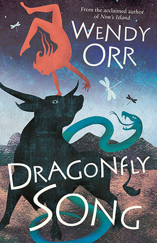 Blog Tour & Giveaway (AUS): Dragonfly Song by Wendy Orr