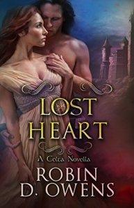 Lost Heart: A Celta Novella (Celta's Heartmates, #14.5)