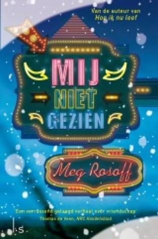 Mij niet gezien – Meg Rosoff