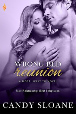 Wrong Bed Reunion (Most Likely To, #2)