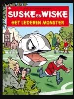 Suske en Wiske, Nr. 335:Het lederen monster (Willy Vandersteen)