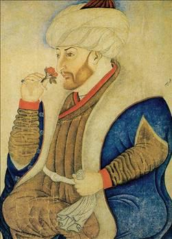 Fatih Sultan Mehmet Hann Not Defteri foto galerisi resim 1