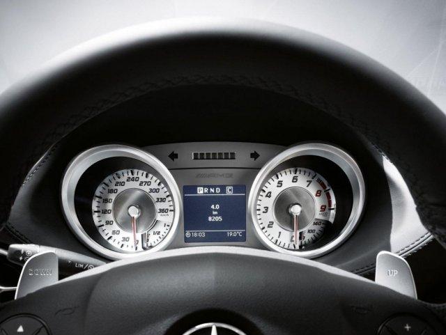 2012 Mercedes SLS AMG Roadster  3052011 foto galerisi