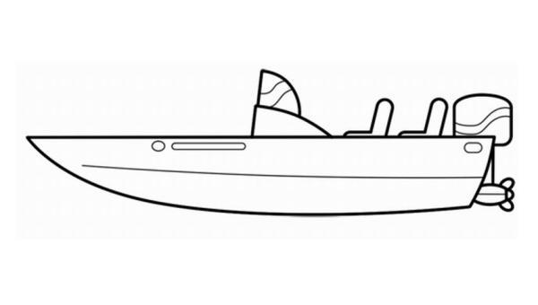 小船怎么画_百度作业帮