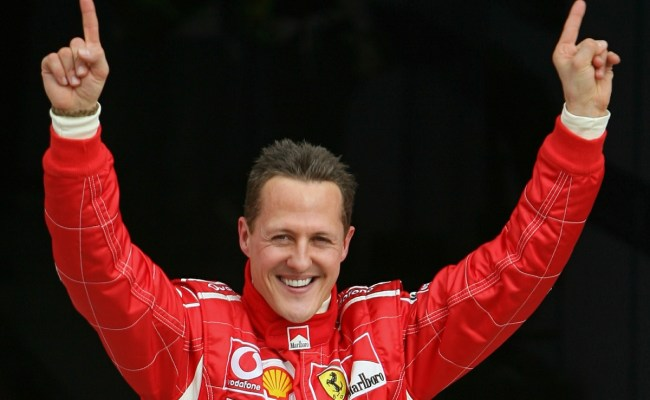 Michael Schumacher Is Richest Formula One Driver Ever With 780m Fortune