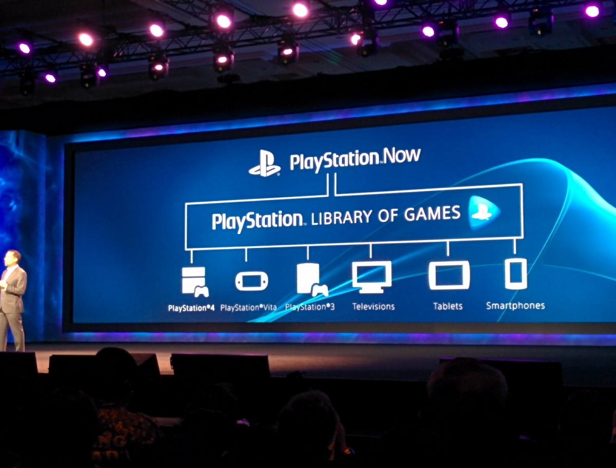 Sony\'s PlayStation Now Cloud Gaming Service Brings PS3