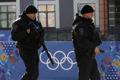 Sochi Winter Olympics 2014 Hotel Rooms And Bathrooms 'bugged'