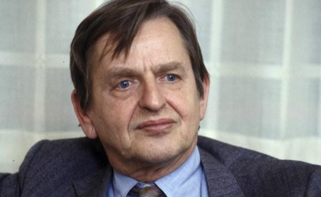 Who Killed Swedish Pm Olof Palme Five Best Conspiracy