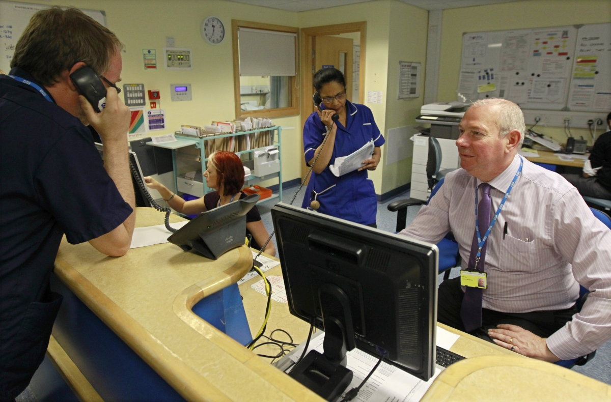 Fury Over 1% Public Sector Worker Pay Rise as 600.000 NHS Staff Miss Out