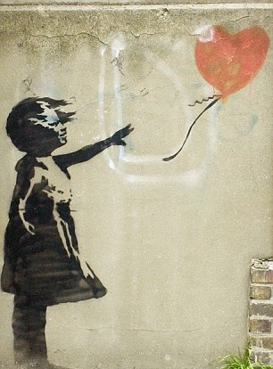 Happy Little Girl Wallpapers Justin Bieber In Trouble With Street Artist Banksy For