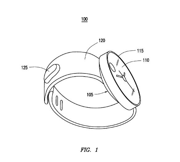 Samsung Smartwatch Design Leaked in Patent Applications