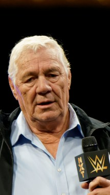 Wwe Icon Pat Patterson Gay