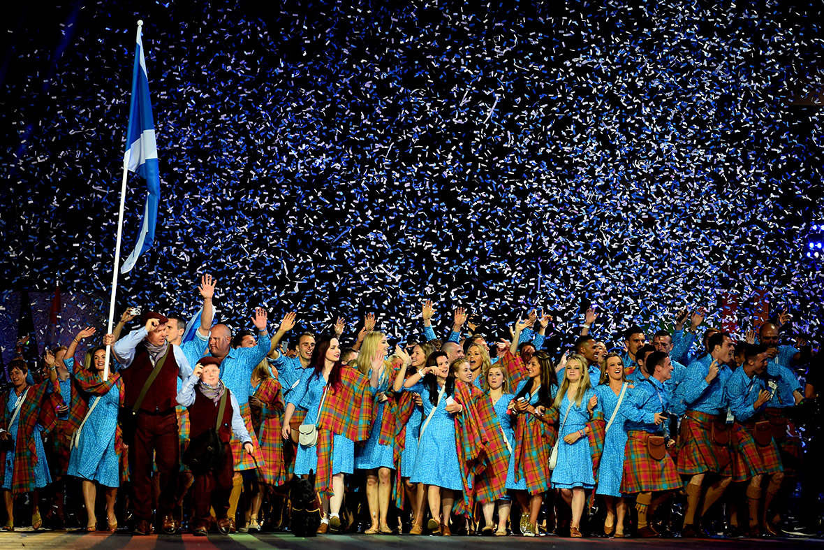 est100 一些攝影(some photos): 2014 Commonwealth Games,設立同志驕傲館正是體育正面和團結力量的另種展現方式。除了蘇格蘭裙, New Zealand, Scotland. 2014年大英國協運動會