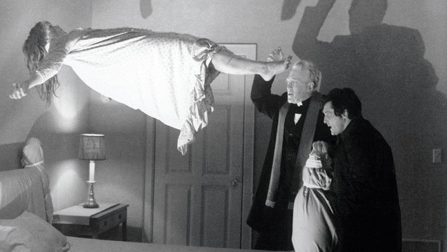 Manchester Grandmother Suffers Hallucinations 40 Years After Watching The Exorcist Film
