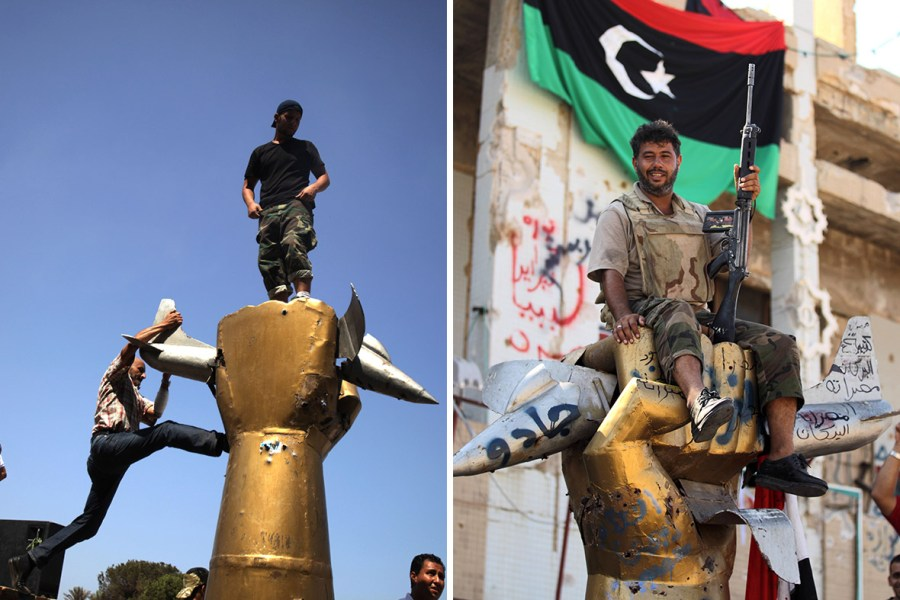 libya sculpture