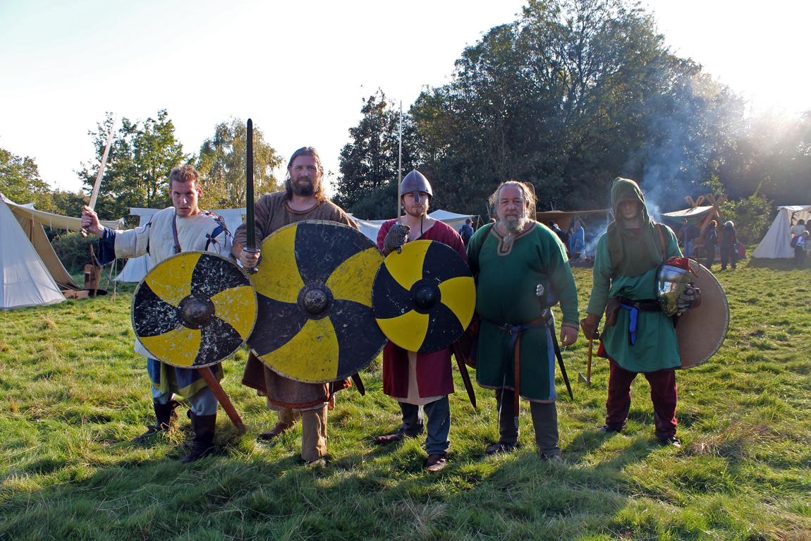 Battle of Hastings 2014 Re-enactment in Pictures: Sun Shines on 948th Anniversary