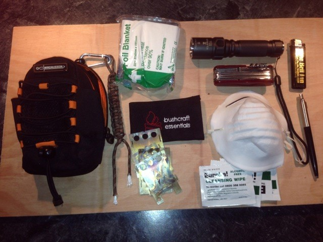 Steve Hart's Every Day Carry kit