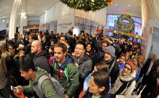 Black Friday 2014 Why Shopping For Deals Makes People Go