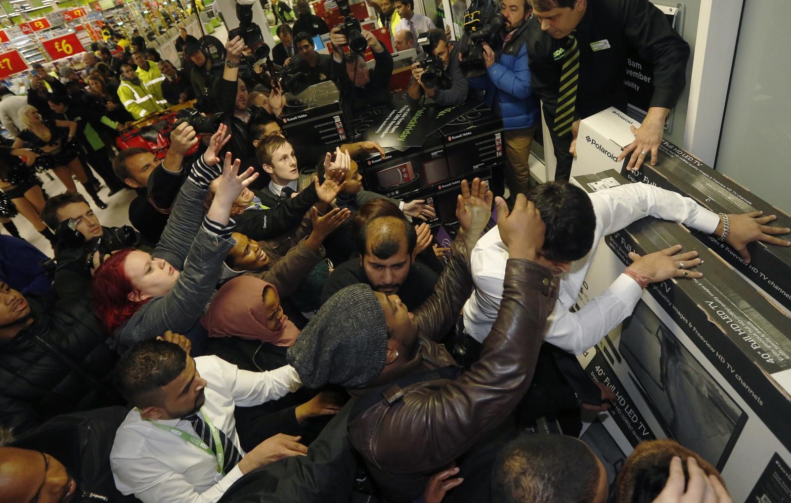 Image result for black friday riots