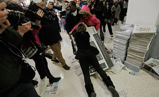 Black Friday Aftermath Retailers Hope Sales Surge Will