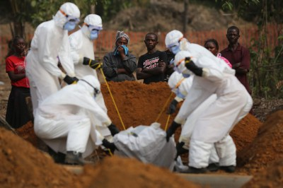 Ebola Virus Who Reports Rise In Cases Of Deadly Virus In 2015
