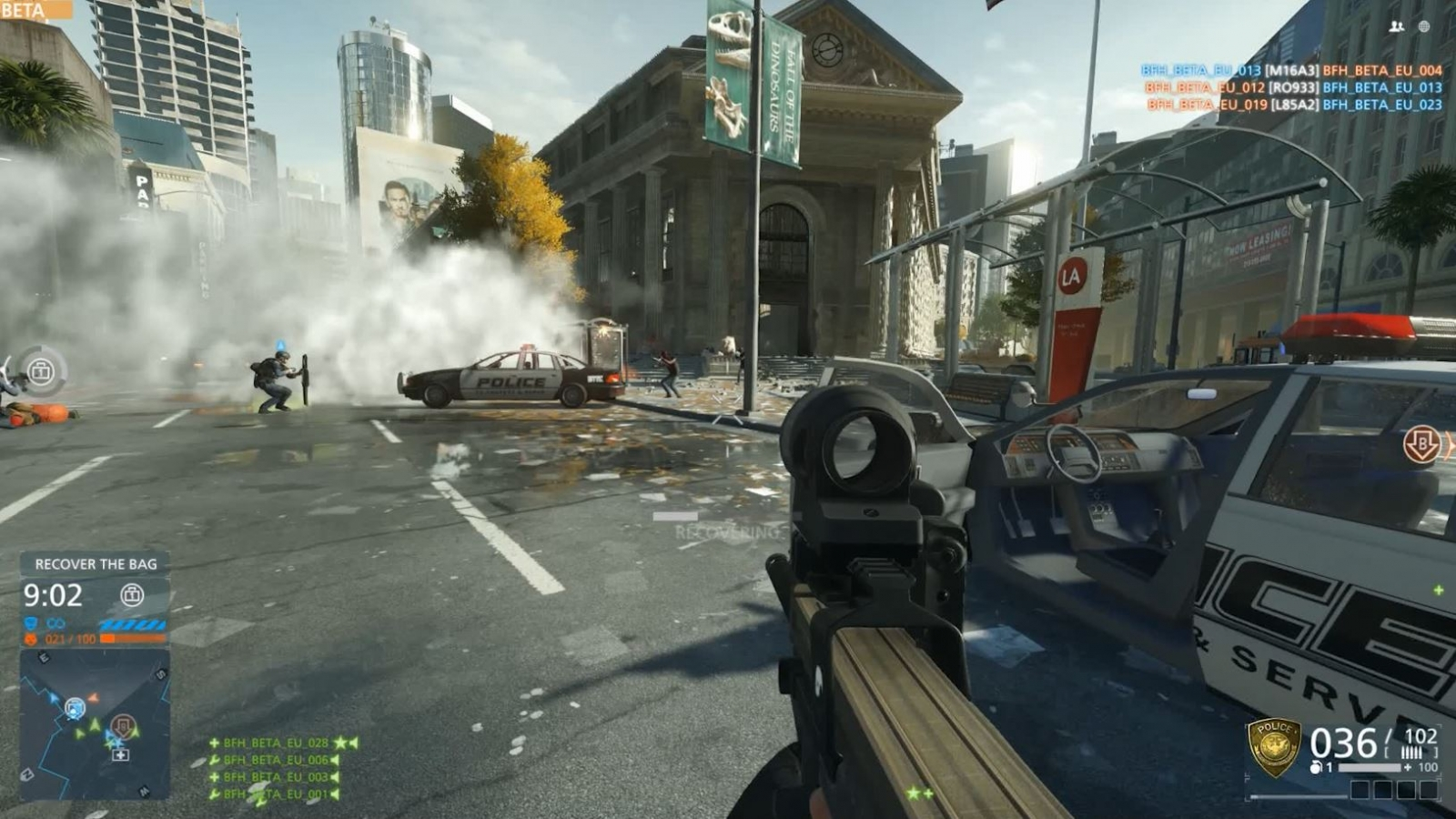 Battlefield Hardline Preview Multiplayer Beta Offers Fast And Furious New Modes