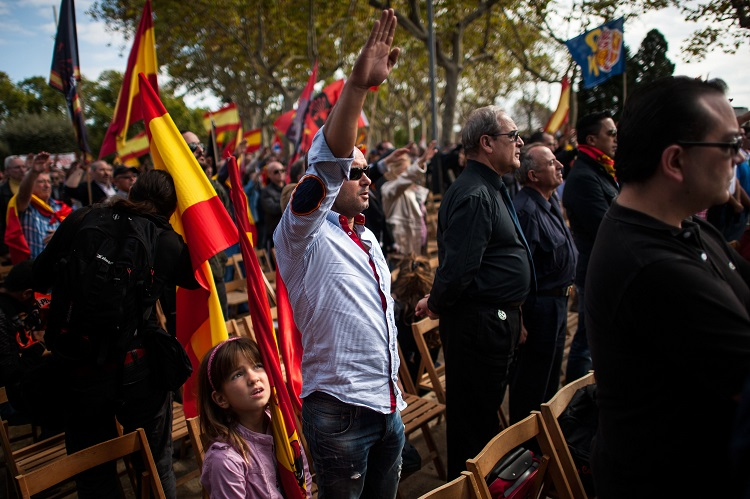 Spain and the far right Is spectre of Franco rising to haunt Europes capital of fun