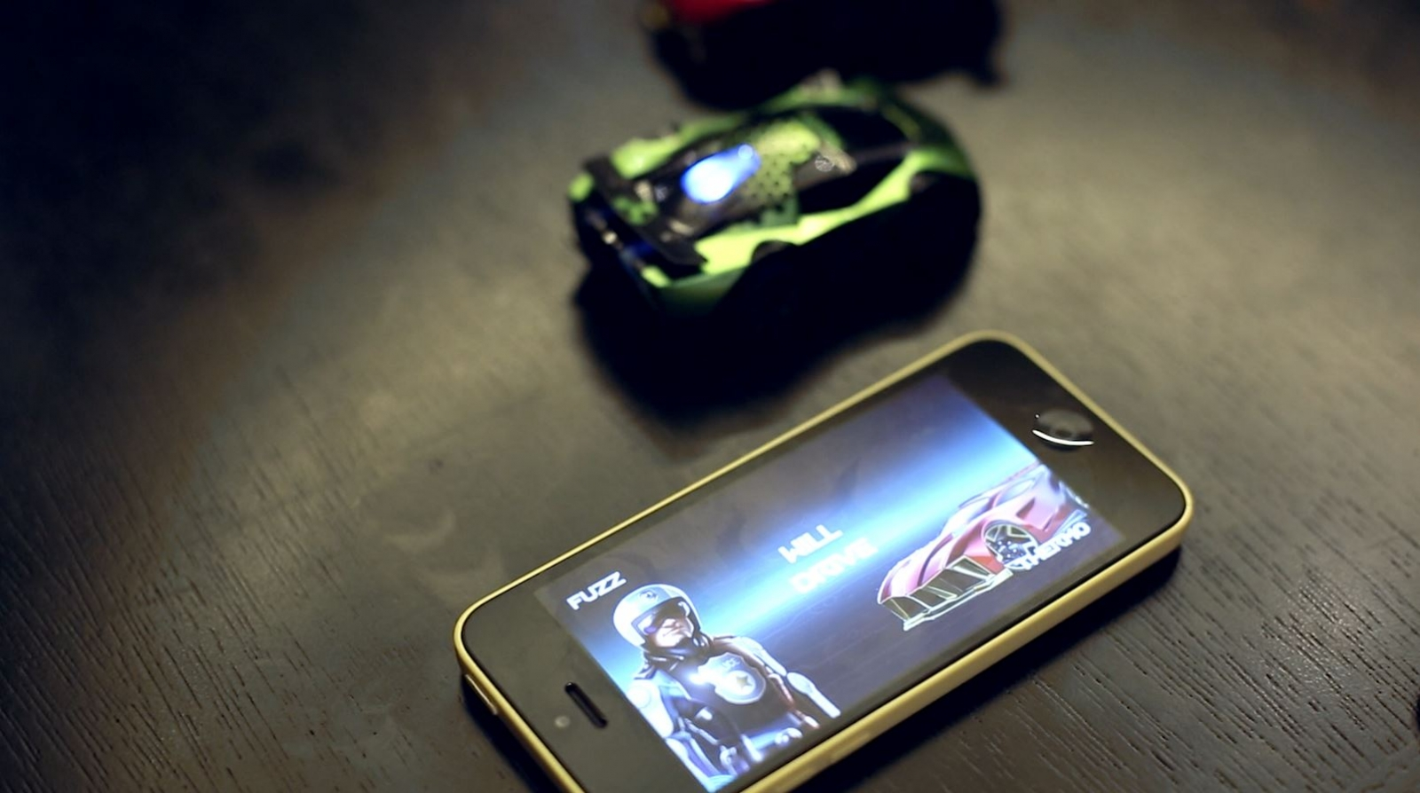 Anki Overdrive toys of the future and building a real world version of the Toy Story toy box
