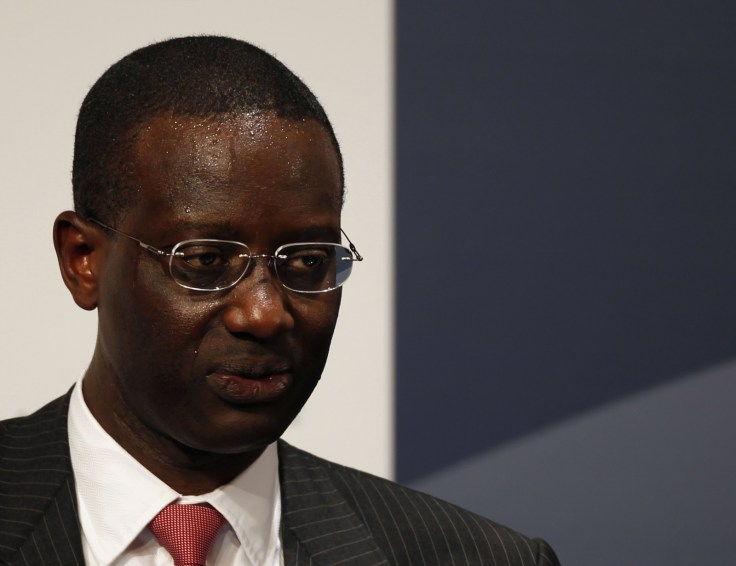 Tidjane Thiam From The Ivory Coast To Credit Suisse Via A