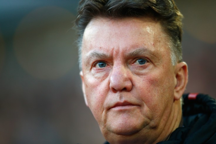 Manchester United Louis Van Gaal Confirms Old Trafford