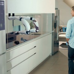 Kitchen Robot Kitchens Store Robotic Chef Can Cook Michelin Star Food In Your By Mimicking World S Best Cooks