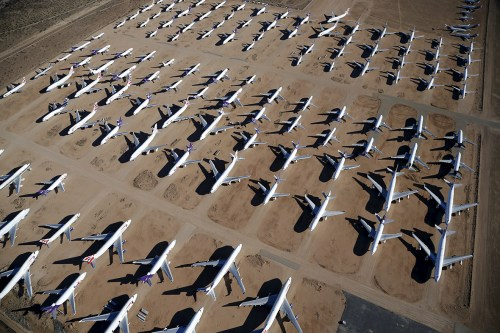 small resolution of where do old jumbo jets go when they die the victorville aircraft graveyard in california photos