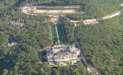 Kim Jong Un House Interior