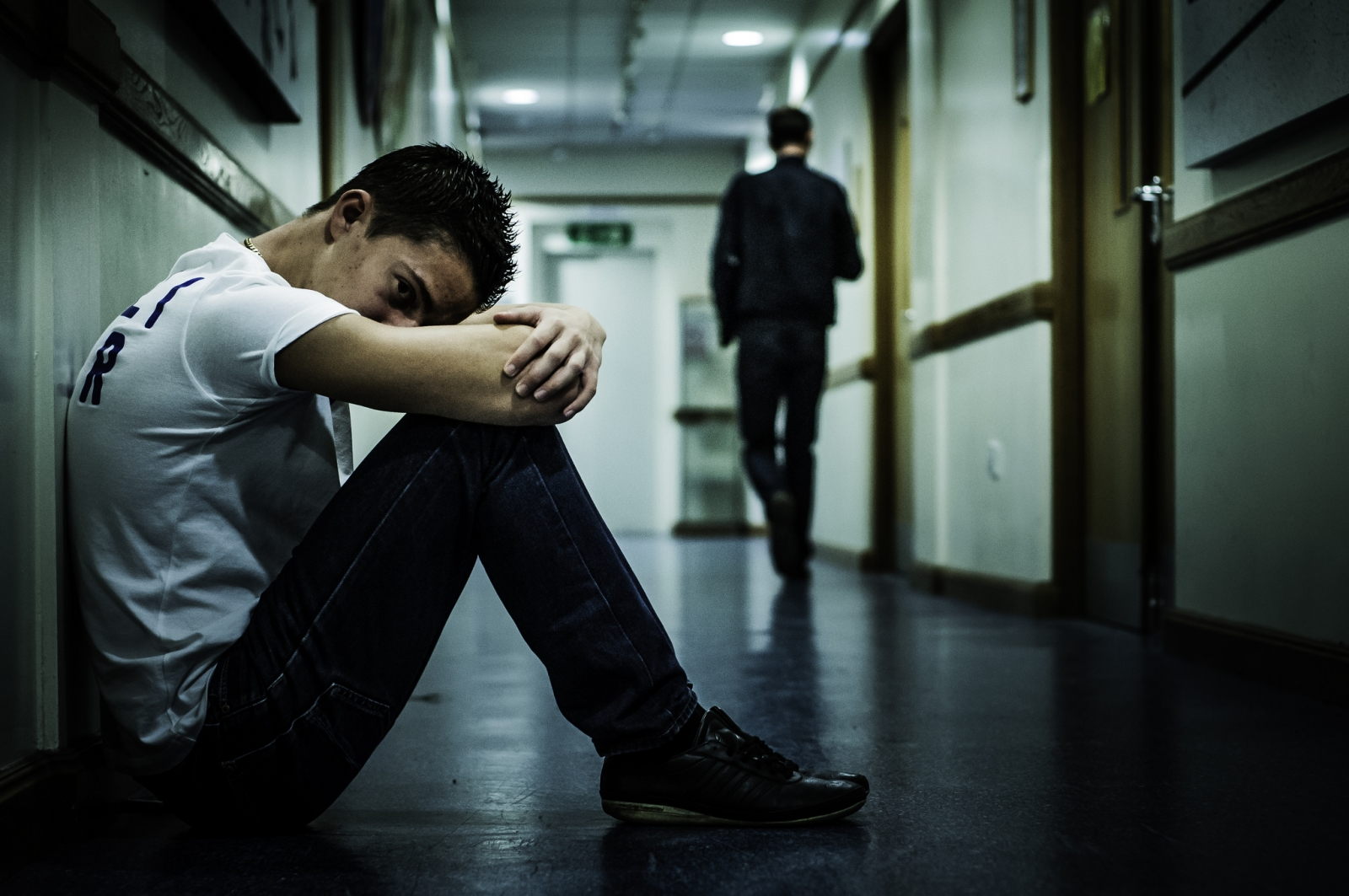 Bullied Teenagers More Likely To Develop Depression In