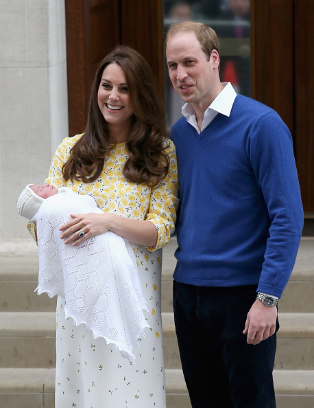 Royal Baby Messages Of Congratulations Pour In For Kate And William