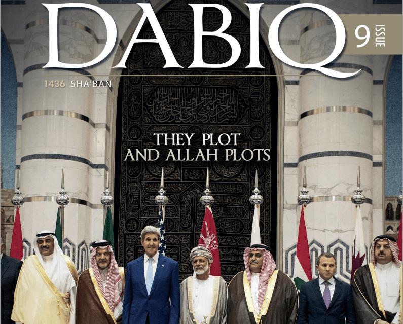 Dabiq Isis Magazine