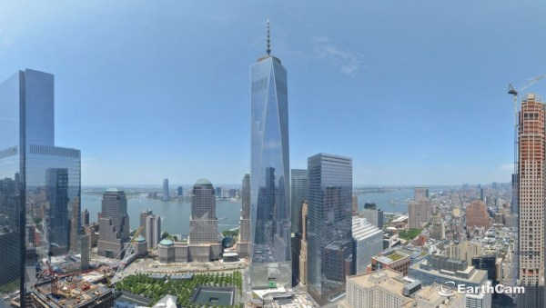 World Trade Center Amazing 11-year Timelapse Shows Construction Of York' Tallest Tower